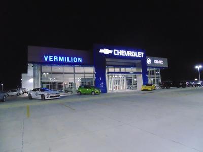 Vermilion Chevrolet Image 1