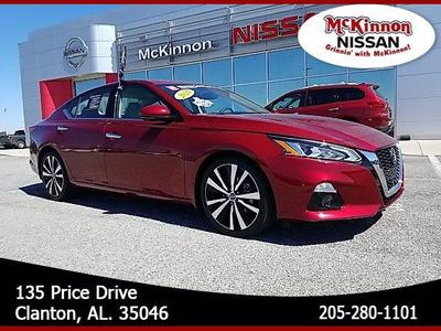 Nissan Altima 2020 a la venta en Clanton, AL
