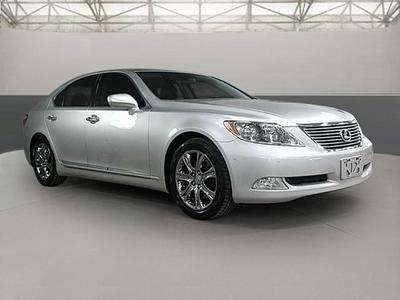 2008 Lexus LS 460 Base for sale VIN: JTHBL46F385057339