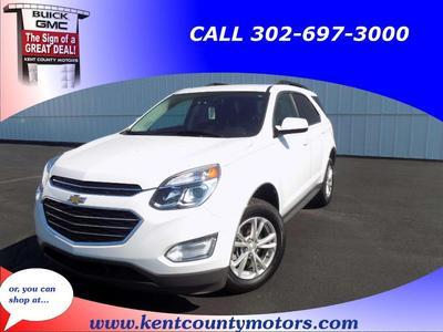 2017 Chevrolet Equinox 1LT for sale VIN: 2GNFLFEK3H6284734