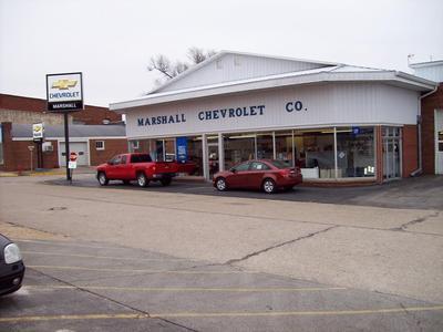 Marshall Chevrolet Image 1