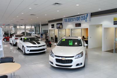 Parks Chevrolet Image 7
