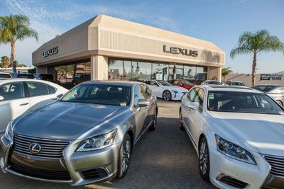 Lexus El Cajon Image 1
