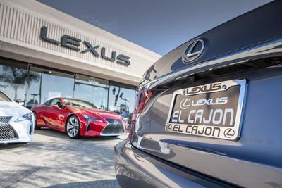 Lexus El Cajon Image 4