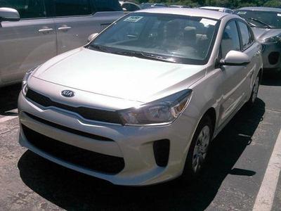 2018 KIA Rio S for sale VIN: 3KPA24AB4JE118437