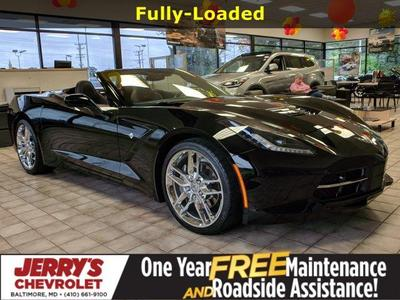 Chevrolet Corvette 2019 for Sale in Parkville, MD