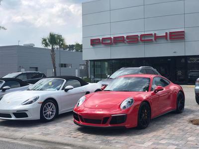 Porsche of Hilton Head Image 7