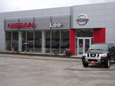 Lee Nissan of Topsham Image 9