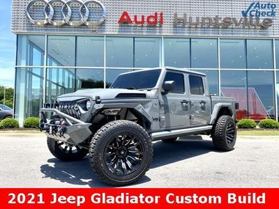 Jeep Gladiator 2021 for Sale in Huntsville, AL