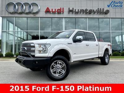 Ford F-150 2015 for Sale in Huntsville, AL