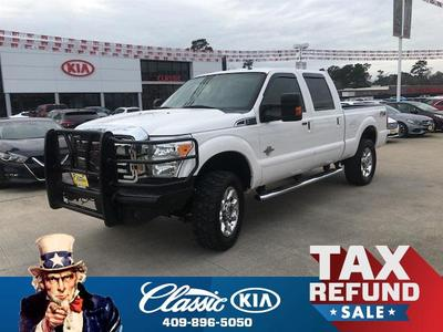 2014 Ford F-250 Lariat for sale VIN: 1FT7W2BT9EEB33303