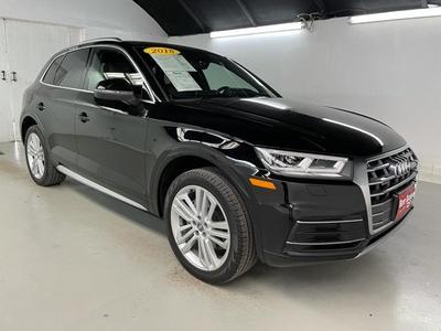 Audi Q5 2018 a la venta en Edinburg, TX