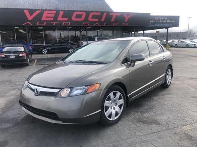 2008 Honda Civic LX for sale VIN: 2HGFA16568H325227