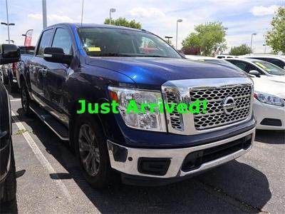 Nissan Titan 2018 for Sale in Albuquerque, NM