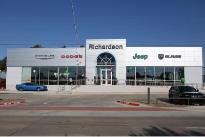 Richardson Chrysler Jeep Dodge Ram Image 2