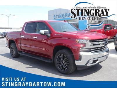 Chevrolet Silverado 1500 2020 for Sale in Bartow, FL