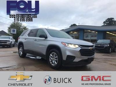 2018 Chevrolet Traverse LS for sale VIN: 1GNERFKW4JJ266043