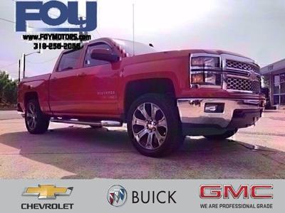 Chevrolet Silverado 1500 2015 for Sale in Many, LA