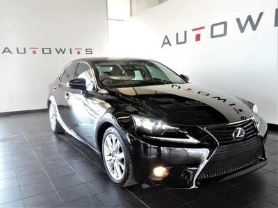 2014 Lexus IS 250 Base for sale VIN: JTHCF1D2XE5009598