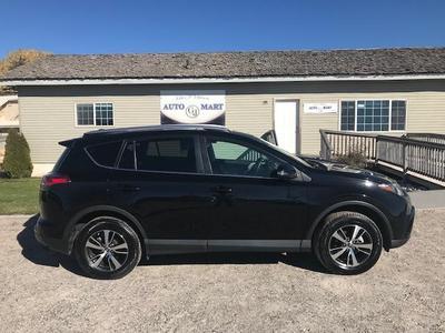 2018 Toyota RAV4  for sale VIN: 2T3RFREV6JW703503