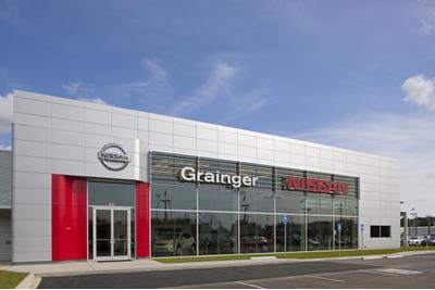 Grainger Nissan Image 8