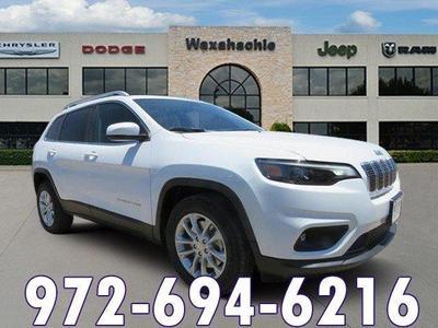 2019 Jeep Cherokee Latitude for sale VIN: 1C4PJLCB6KD171888
