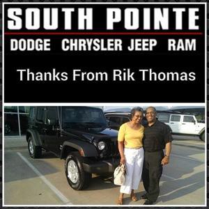 South Point Dodge Chrysler Jeep Ram Image 1