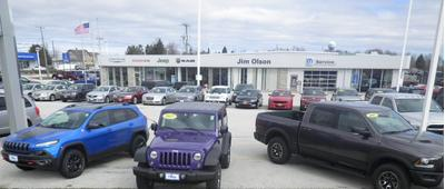 Jim Olson Chrysler Dodge Jeep RAM Image 2