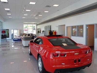 Mark Martin Chevy Buick GMC Image 9