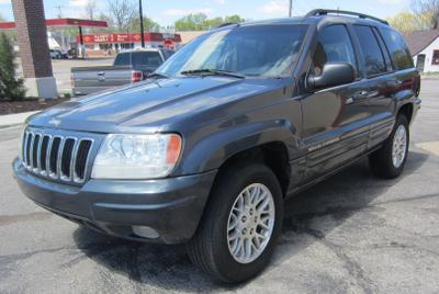 2003 Jeep Grand Cherokee Limited for sale VIN: 1J4GW58BN03C57856