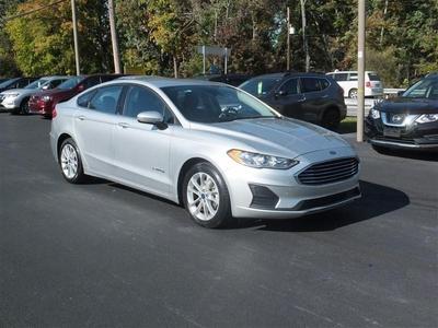 Ford Fusion Hybrid 2019 a la venta en Bartonsville, PA