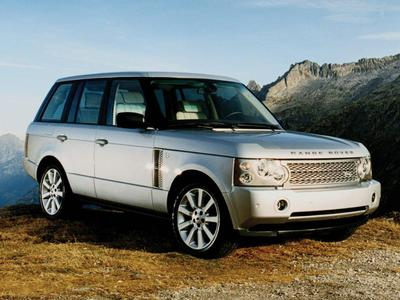 2006 Land Rover Range Rover Supercharged for sale VIN: SALMF13476A203757