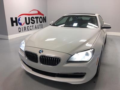 2012 BMW 640 i for sale VIN: WBALW3C53CC892197