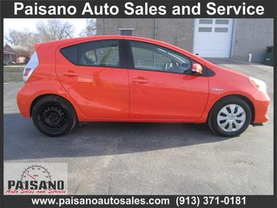 2013 Toyota Prius c One for sale VIN: JTDKDTB35D1031671