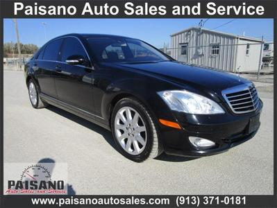 Mercedes-Benz S-Class 2008 for Sale in Kansas City, KS