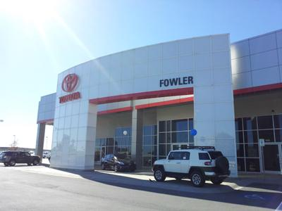 Fowler Toyota of Tulsa Image 1
