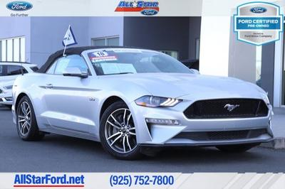 Ford Mustang 2018 for Sale in Pittsburg, CA