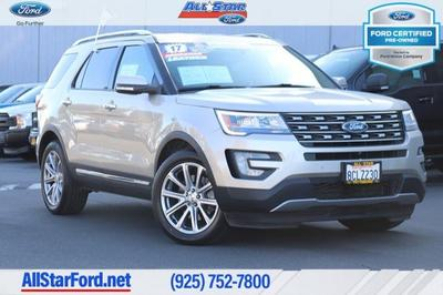 Ford Explorer 2017 for Sale in Pittsburg, CA