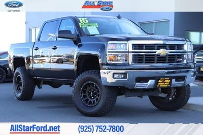 Chevrolet Silverado 1500 2015 for Sale in Pittsburg, CA