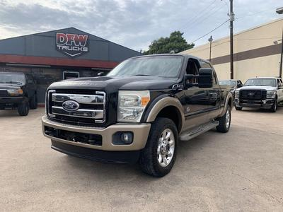 Ford F-250 2011 for Sale in Garland, TX