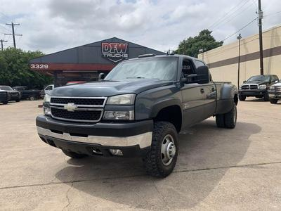 Chevrolet Silverado 3500 2006 for Sale in Garland, TX