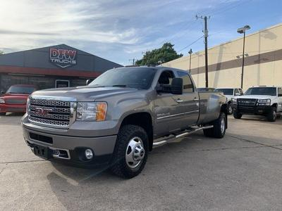 GMC Sierra 3500 2012 for Sale in Garland, TX