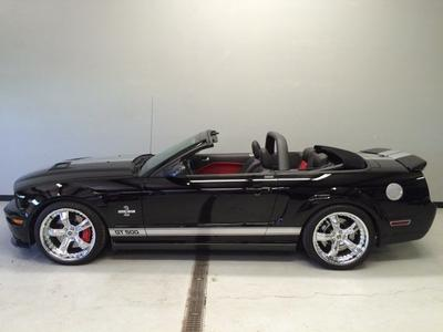 2007 Ford Mustang Shelby GT500 for sale VIN: 1ZVHT89S175364600