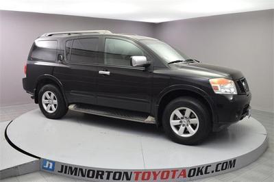2010 Nissan Armada SE for sale VIN: 5N1BA0NC7AN606548