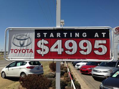 Jim Norton Toyota OKC Image 6