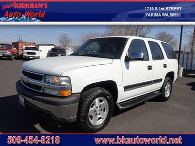 Used 2004 Chevrolet Tahoe Ls 1gnec13v44r290536 Auto Com