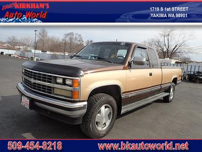 Chevrolet 2500 1988 for Sale in Yakima, WA