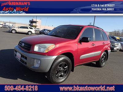 Toyota RAV4 2002 for Sale in Yakima, WA