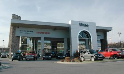Urse Dodge Chrysler RAM FIAT of Morgantown Image 1
