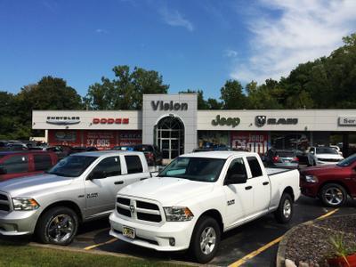 Vision Chrysler Dodge Jeep Ram of Penfield Image 2